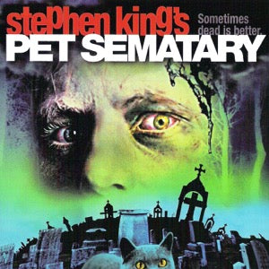 Episode 245: Re-Broadcast of Pet Sematary