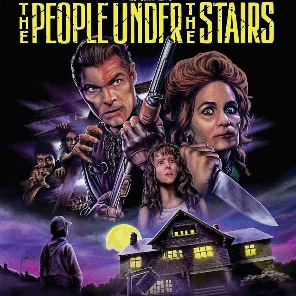 Episode 226: The People Under The Stairs