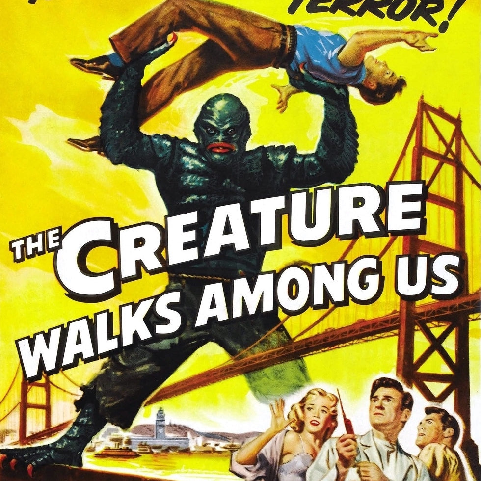Episode 234: The Creature Walks Among Us