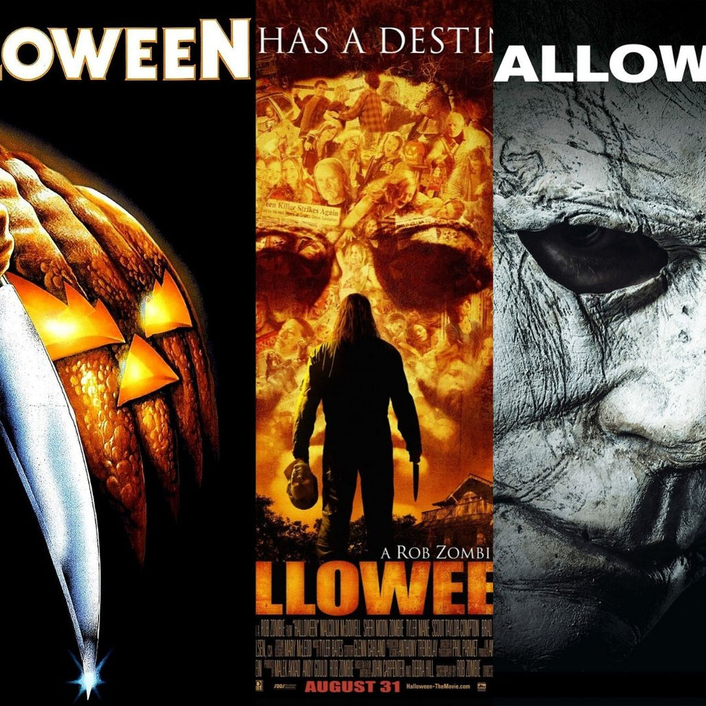 Episode 236: Halloween vs Halloween vs Halloween