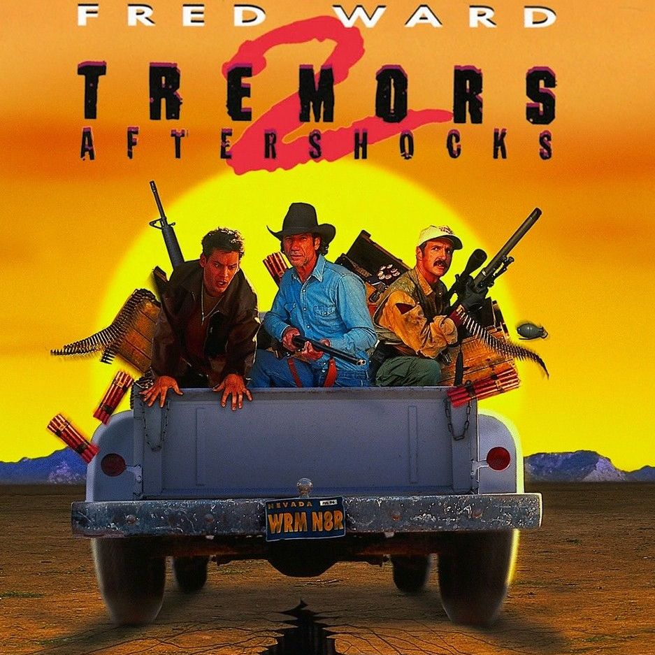 Episode 259: Tremors 2: Aftershocks
