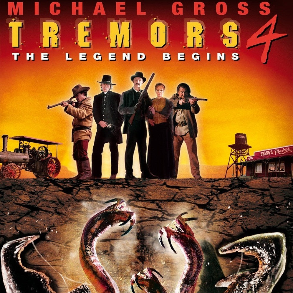 Episode 261: Tremors 4: The Legend Begins