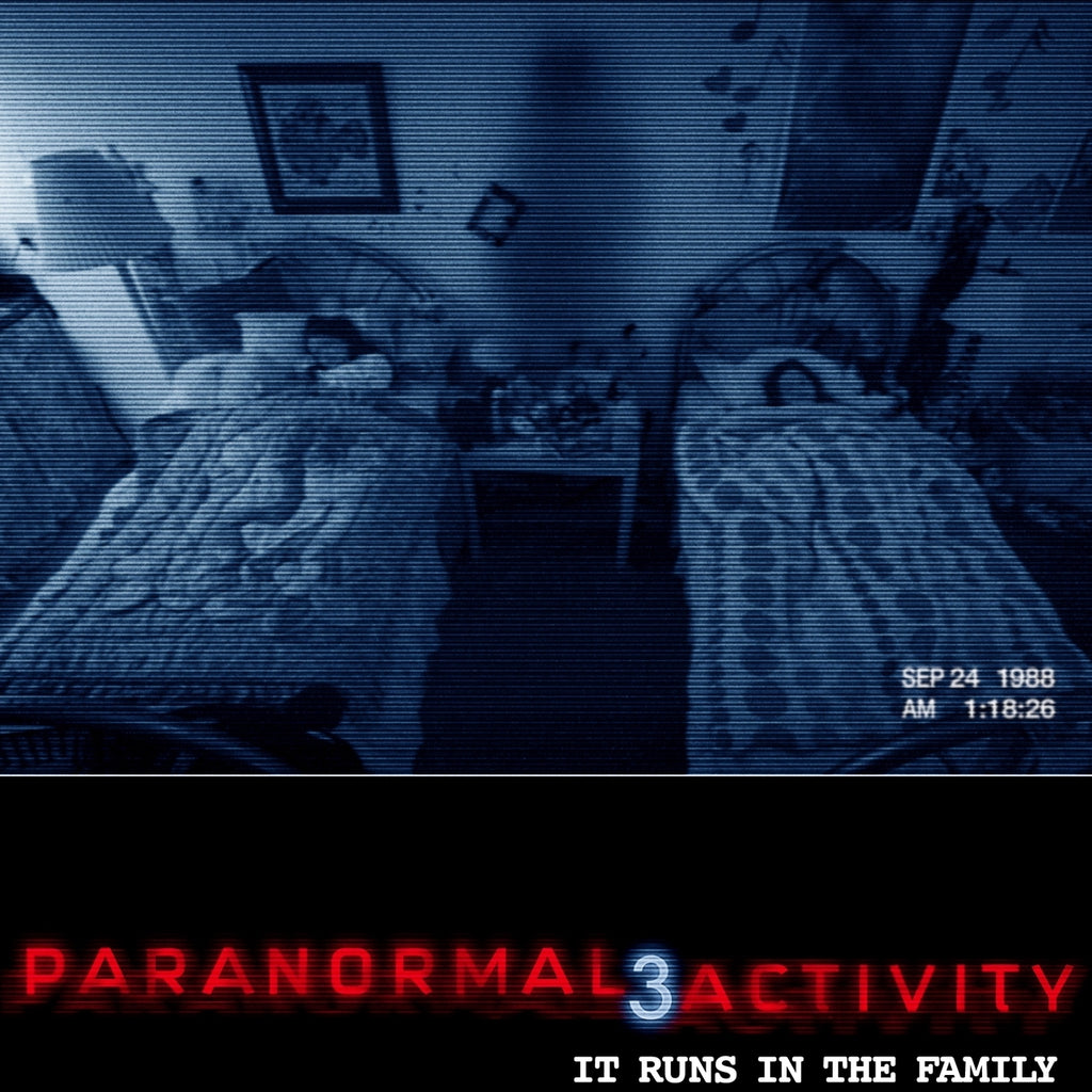 Episode 279: Paranormal Activity 3
