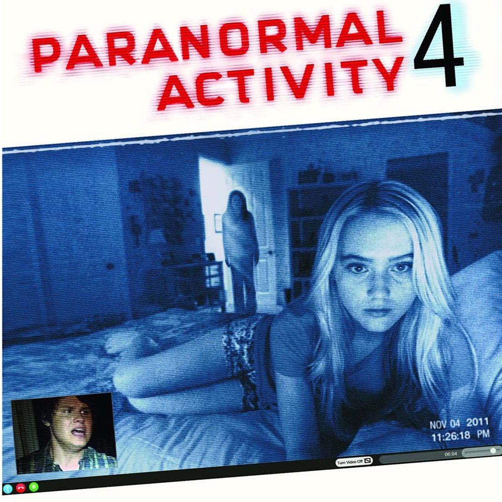 Episode 280: Paranormal Activity 4