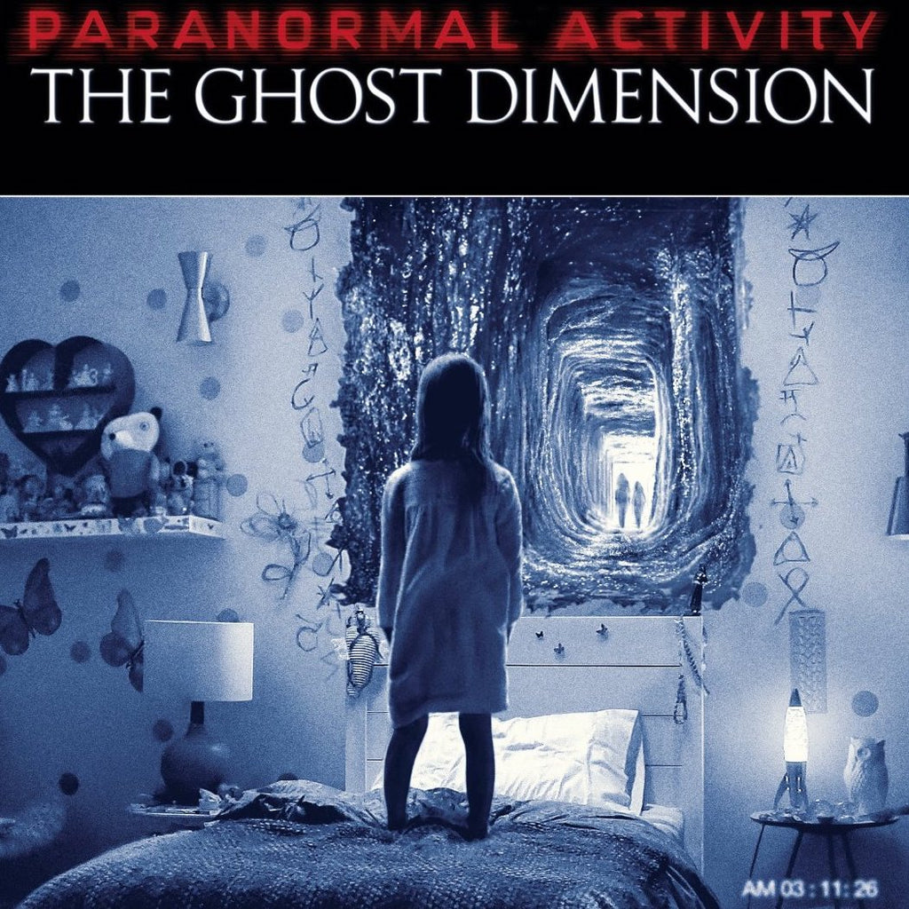 Episode 283: Paranormal Activity The Ghost Dimension