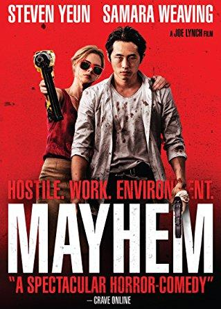 Mayhem (2017) Review