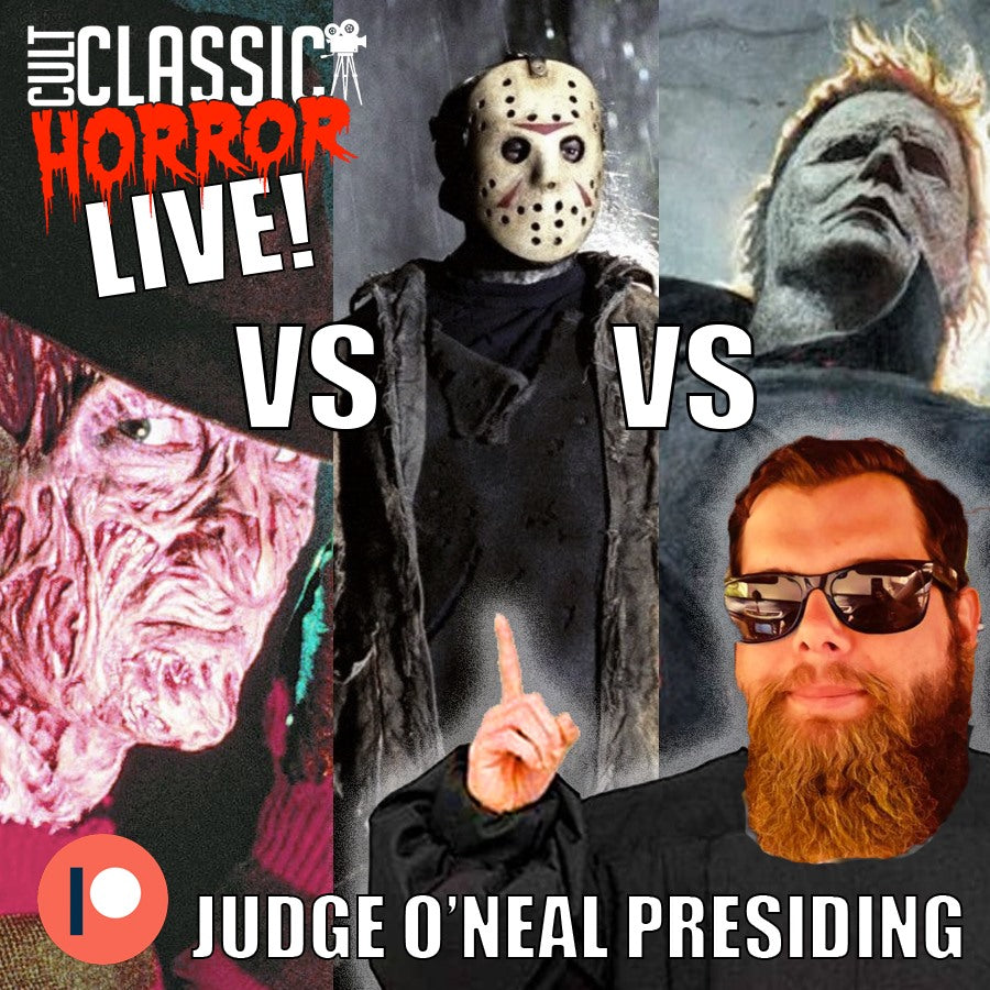 Episode 265: Freddy vs Jason vs Michael