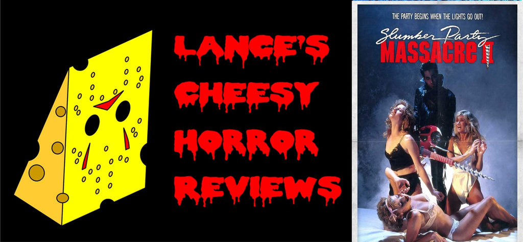 Slumber Party Massacre (1987) - Lance's Cheesy Reviews