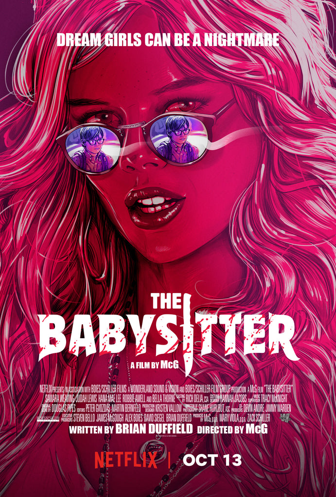 The Babysitter (2017) Review