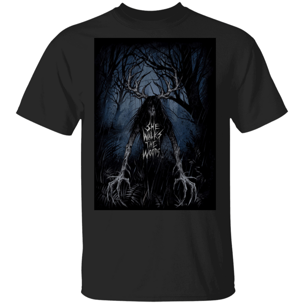 She Walks The Woods Shirt