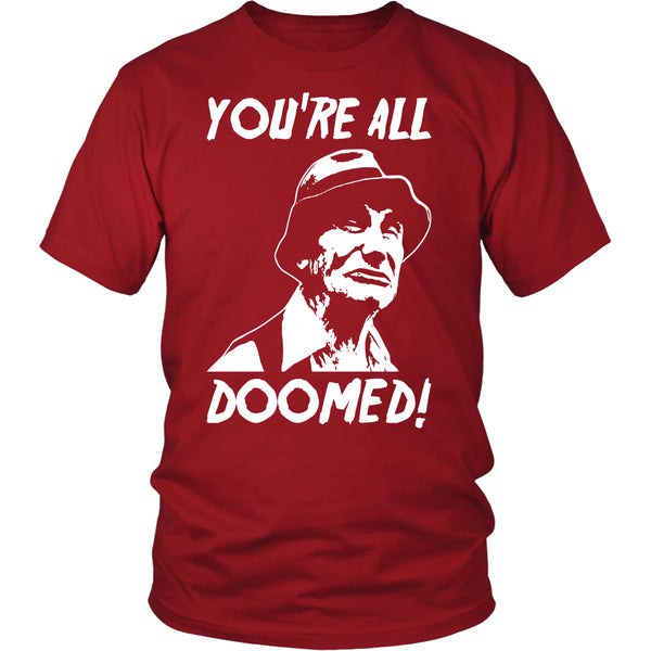 T-shirt - Doomed!