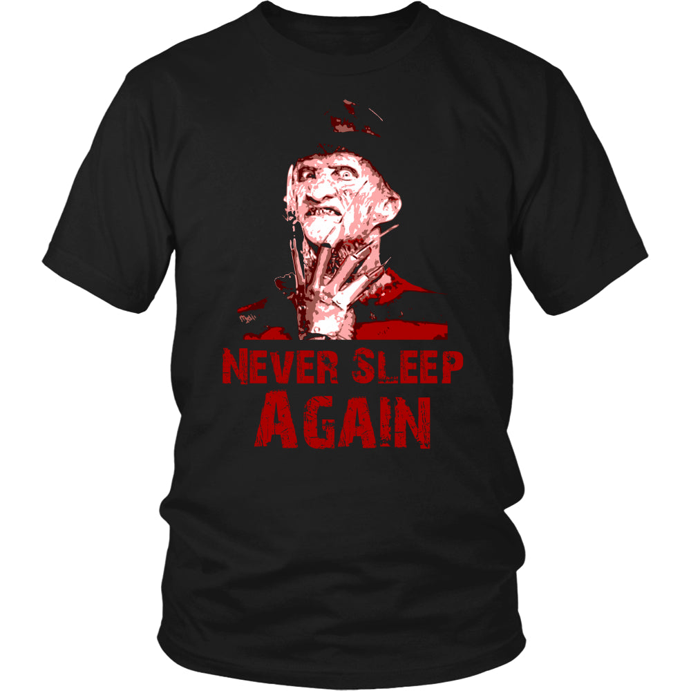 T-shirt - Never Sleep