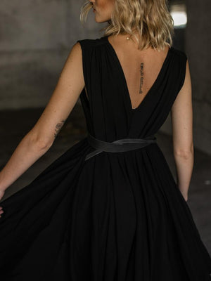 Flow Dress - Found Collection