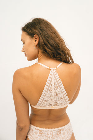 Marie Full Back Bralette