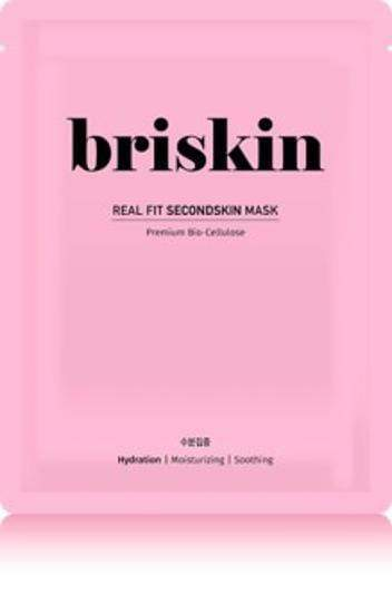 briskin Mask sheet [briskin] Real Fit Secondskin Mask -Moisture Concentration