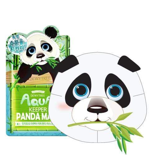 Dewytree Mask sheet [Dewytree] AQUA KEEPER PANDA MASK (1Box-10PCS)