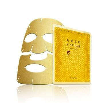 HOLIKA HOLIKA Mask sheet [Holika Holika] Prime Youth Gold Caviar Gold Foil Mask (2PCS)