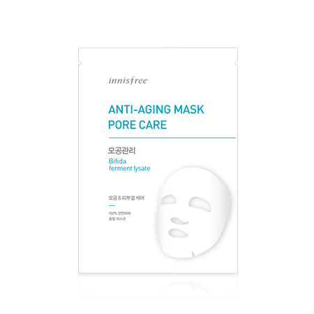 innisfree Mask sheet [innisfree] Anti-Aging Mask Pore Care (5PCS)