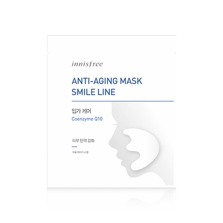innisfree Masks [innisfree] Anti-Aging Mask Smile Line (3PCS)