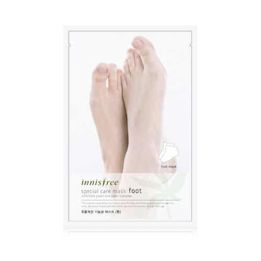 innisfree Masks [innisfree] Special Care Mask-Foot