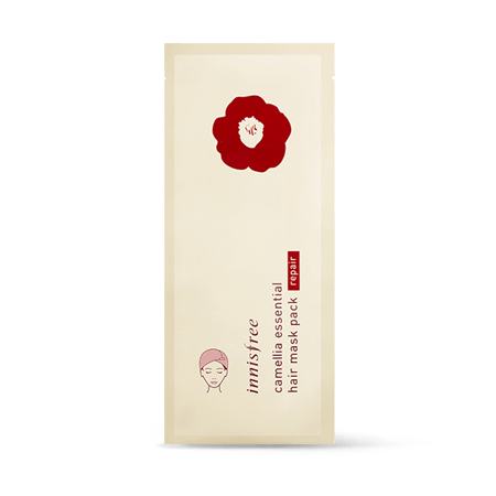 innisfree Skin Care [innisfree] Camellia Essential Hair Mask Pack (Repair)