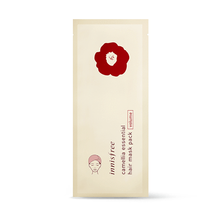 innisfree Skin Care [innisfree] Camellia Essential Hair Mask Pack (Volume)