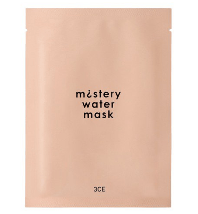 MASK38 Mask sheet [3CE] MYSTERY WATER MASK
