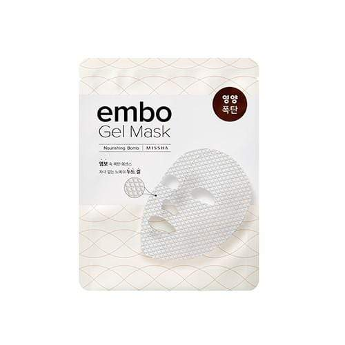 MASK38 [MISSHA] embo Gel Mask-Nourishing Bomb (5 PCS)