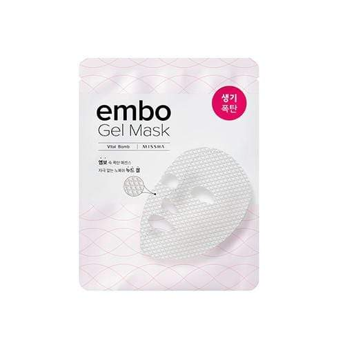MASK38 [MISSHA] embo Gel Mask- Vital Bomb (5 PCS)