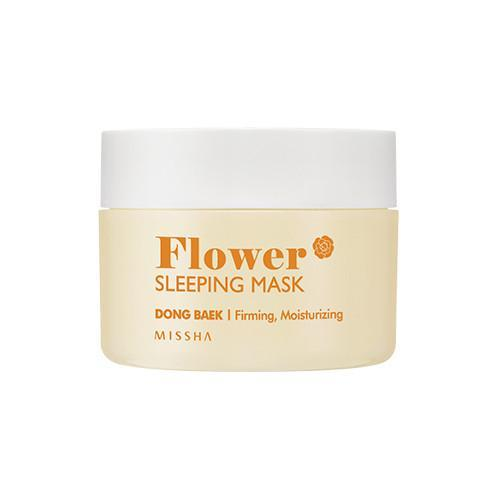 MASK38 [MISSHA] Flower Sleeping Mask (Camellia)