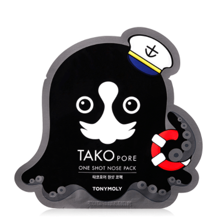 MASK38 [TONYMOLY] Tako Pore One Shot Nose Pack