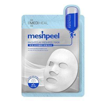 MEDIHEAL Mask sheet [Mediheal] BRIGHTCLAY MESHPEEL MASK