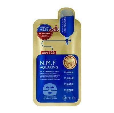 MEDIHEAL Mask sheet [Mediheal] N.M.F Aquaring Hydro Nude Gel Mask (1Box-10PCS)