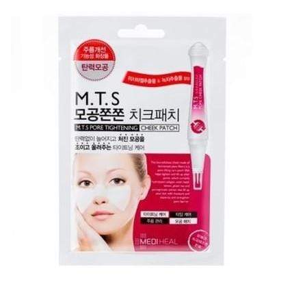 MEDIHEAL Patch [Mediheal] M.T.S Pore Tightening Cheek Patch (1Box-4PCS)