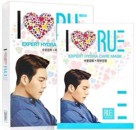 Other Brands Mask sheet [RUE KWAVE] EXPERT HYDRA CARE MASK (1Box-10PCS)