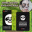 SNP Mask sheet [SNP] ANIMAL PANDA WHITENING MASK (1BOX-10PCS)