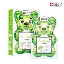 SNP Mask sheet [SNP] Ice Bear Cica Mask (10 PCS)