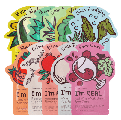 TONYMOLY Mask sheet [TONYMOLY] I'm Real Mask Sheet (11 Random Package)