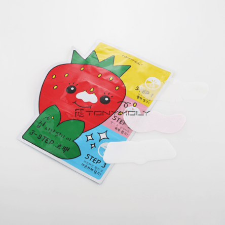 TONYMOLY Masks [TONYMOLY] Runaway Strawberry Seeds (5PCS)