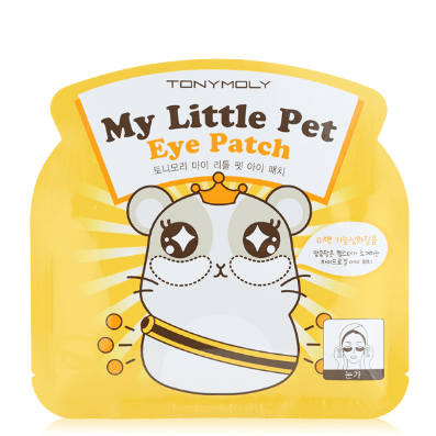 TONYMOLY Patch [TONYMOLY] My Little Pet Eye Patch (3PCS)