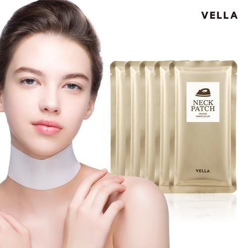VELLA Patch [VELLA] Prestige Wrinkle Killer Neck Patch (5 EA)