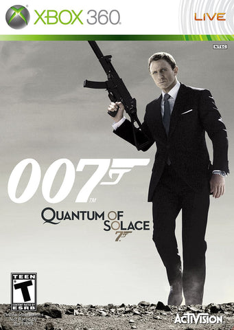 007 Quantum of Solace - Pre-Owned Xbox 360