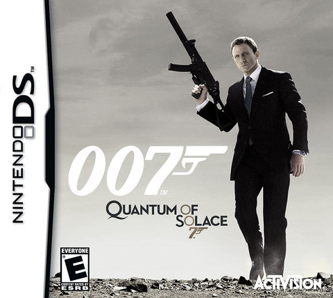 007 Quantum of Solace - DS