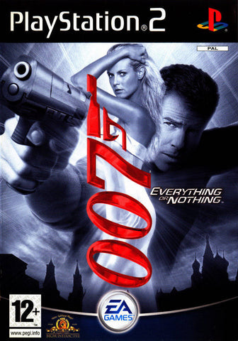 007 Everything or Nothing - PlayStation 2