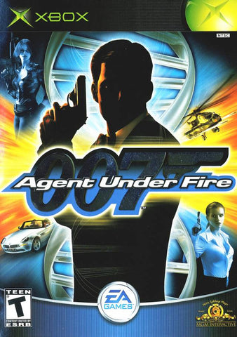 007 Agent Under Fire - Xbox