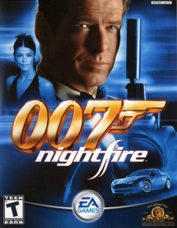007 Nightfire - Playstation 2
