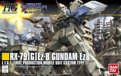 Gundam Ez8 Gundam 08th MS Team HGUC
