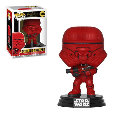 POP Star Wars: Rise of Skywalker-Sith Jet Trooper