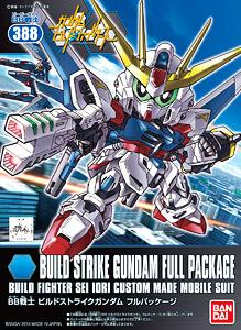 "Build Strike Full Package ""Gundam Build Fighters"", Bandai SD"