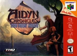 Aidyn Chronicles: The First Mage - N64